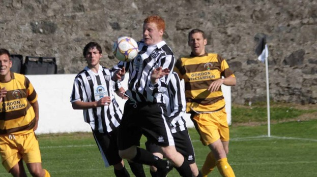 Fraserburgh 2-1 Forres Mechanics