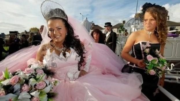 news gypsy wedding thelma
