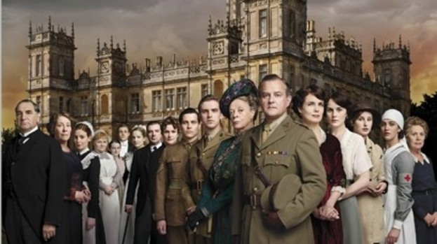 Downton Abbey: James-Collier thinks Downton is the best job.