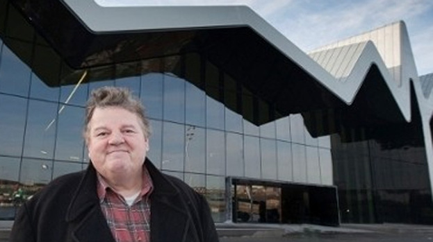 Robbie Coltrane will be presented with a Lord Provost's Award