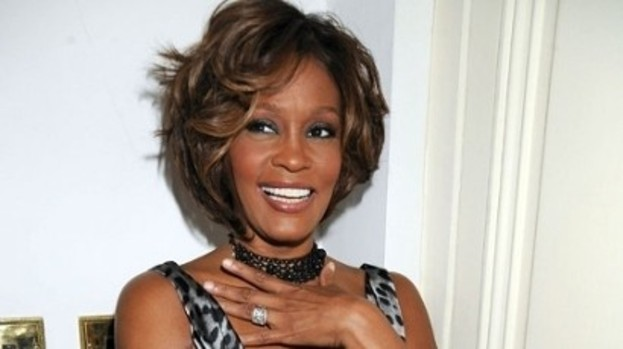 Goodbye Whitney: some of Whitney Houston's friends and family will be invited to view the star's body today