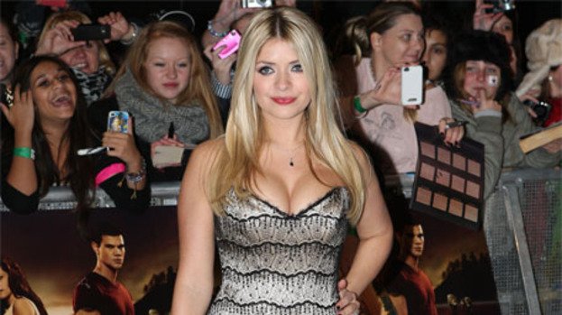 Holly Willoughby and Dermot O'Leary top TV crushes