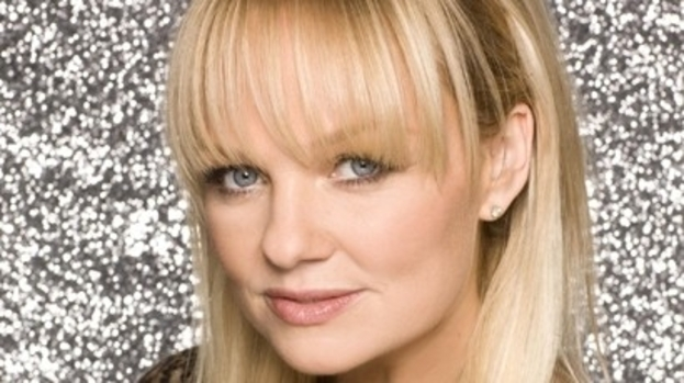 Three become four: Emma Bunton becomes a mum for the second time.