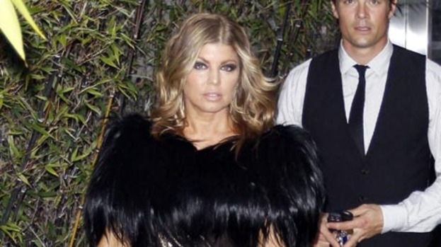 Fergie has healthy relationship with food