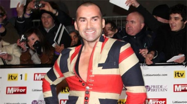 Louie Spence still pals with Jason Gardiner
