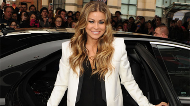 Carmen Electra booed at BGT auditions