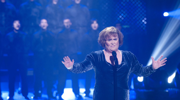 Royal invitation: Susan Boyle has been asked to perform for the Queen