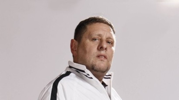 Shaun Ryder: Prefers a quiet night with a cuppa!