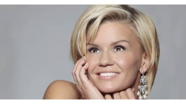 Kerry Katona: Rehab is relaxing!