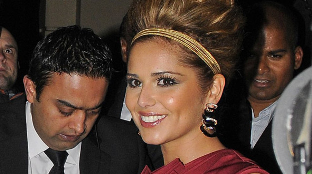 In demand: it looks like 2012 is going to be a very good year for Cheryl Cole