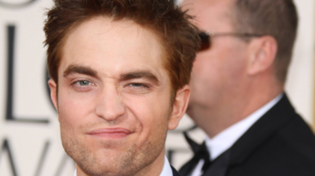 Robert Pattinson's circus fear