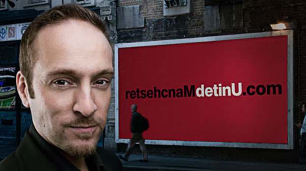 Derren Brown threatened by Texan police