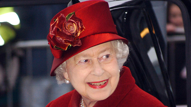 The Queen: About time to give her something to properly smile about?
