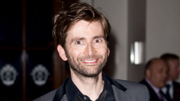 David Tennant 'smitten' with daughter