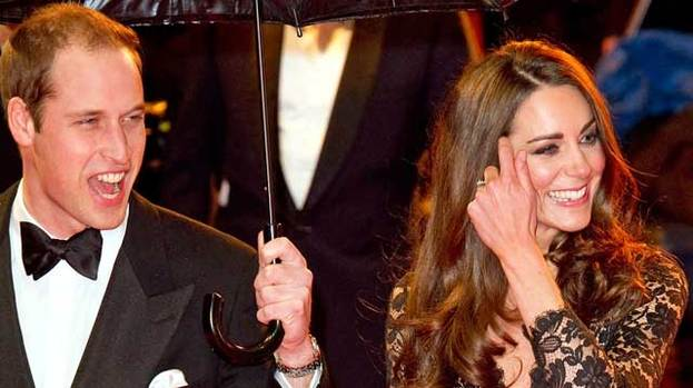 Big birthday: Kate Middleton aka the Duchess of Cambridge marked her special birthday last week