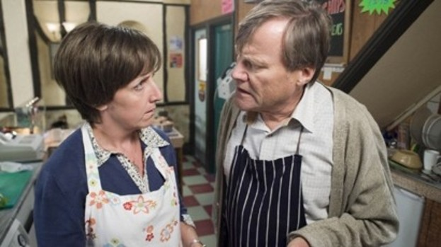 Roy and Hayley: Mum is coming to Corrie!