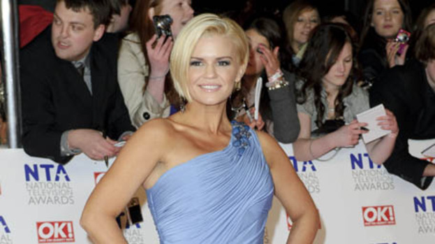 Kerry Katona daunted by wedding planner task