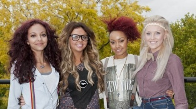 Little Mix: Might lose out on Christmas number one.