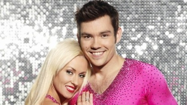 dancing on ice sam and brianne dating after divorce