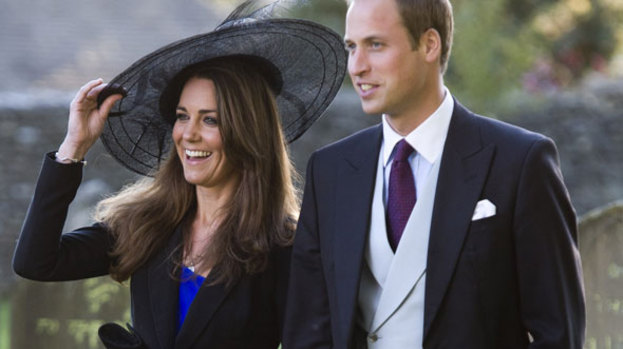 Royal visit: The Duke and Duchess of Cambridge will make the trip to mark the Queen's Diamond Jubilee