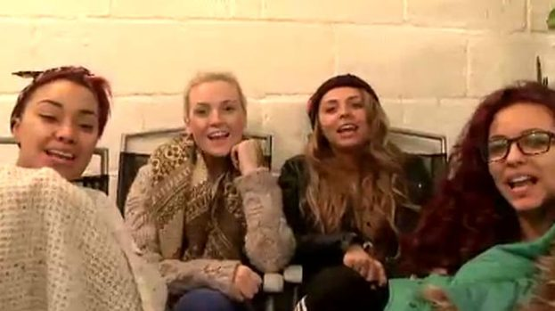 Little Mix hit back at Gary