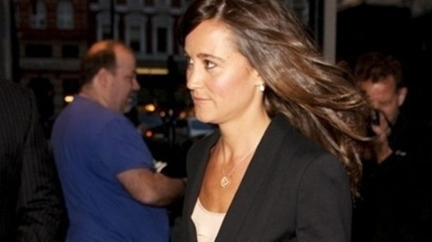 Pippa Middelton: To join the Royals festive break.