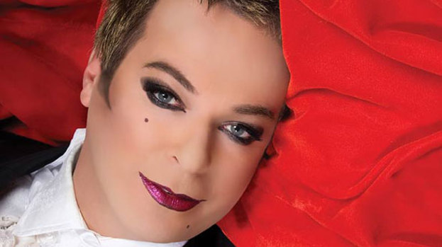 Julian Clary set to 'mince' into Edinburgh