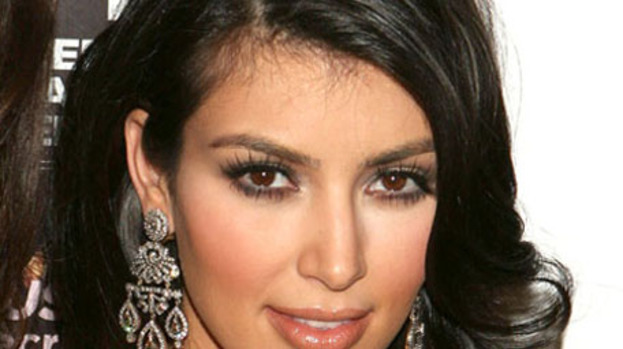 Kim Kardashian cuts Bush