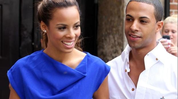 Marvin Humes' 4am dinner dates with Rochelle
