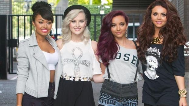 Little Mix's 'spooky' debut