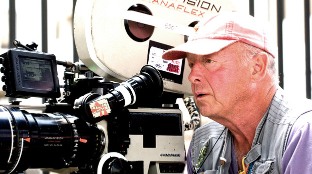 Director Tony Scott on the set of Deja Vu in 2006