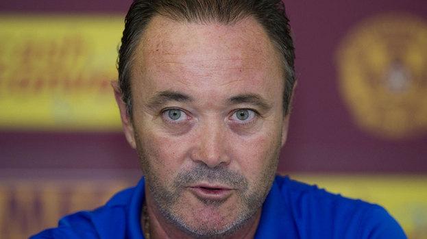 Levante manager Juan Ignacio Martinez.