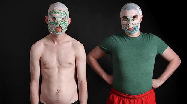Comic Originality: The Rubberbandits took home Malcolm Hardee Award