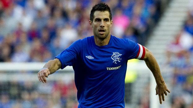 Rangers defender Carlos Bocanegra.
