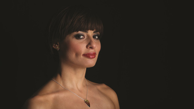 Flavia Cacace has been snapped up as the new face of Scottish ...