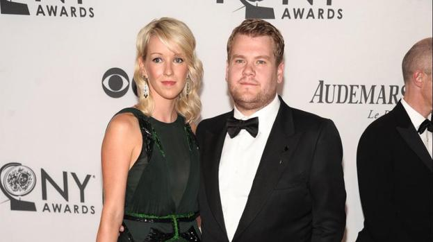James Corden marries