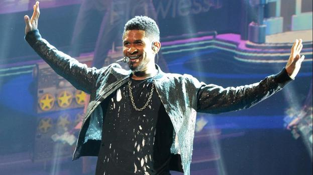 Usher: 'I was born to be a dad'