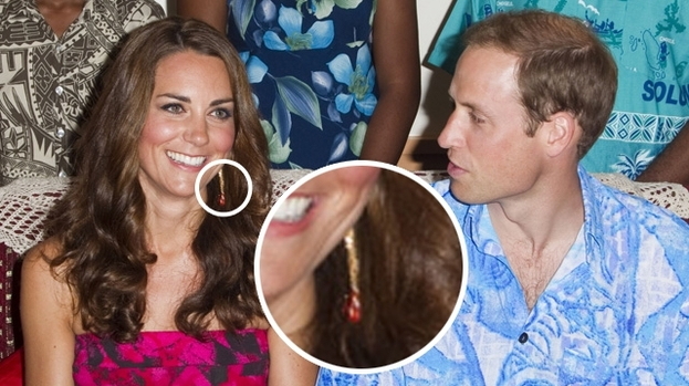 Kate Middleton earring