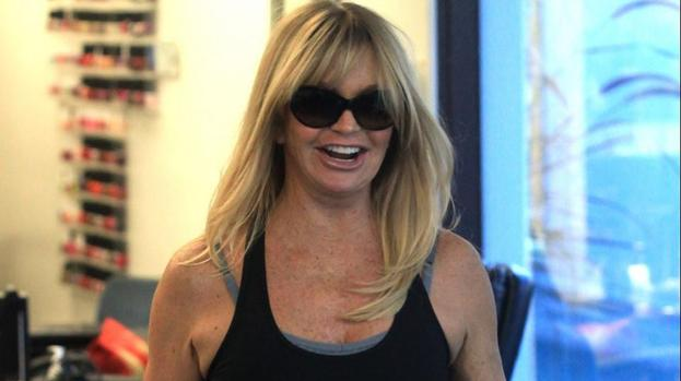 Goldie Hawn thought Kurt was too young to date