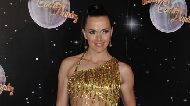 Victoria Pendleton left tearful by Strictly