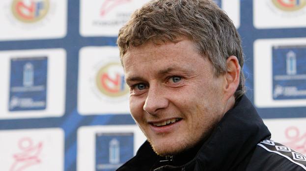 Ole Gunnar Solskjaer, Molde manager. Creative Commons.