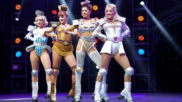 Starlight Express: Runs at HMT until October 13.