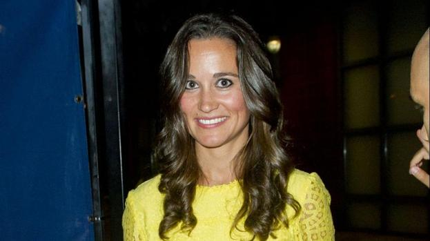 Pippa Middleton turns down US showbiz career for Catherine