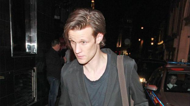 Matt Smith wants Peru-based Doctor Who