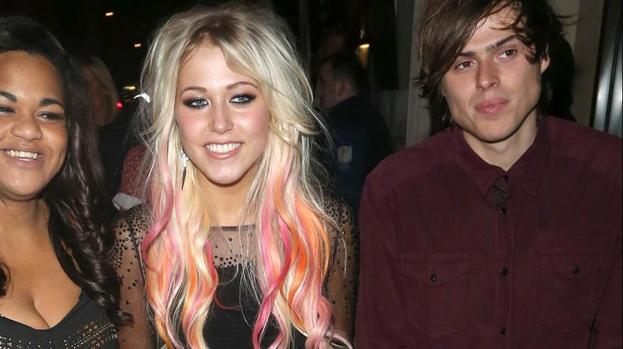 Amelia Lily is scared of mushrooms