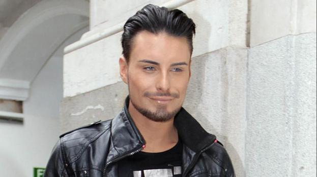 Rylan Clark knows he can't win The X Factor