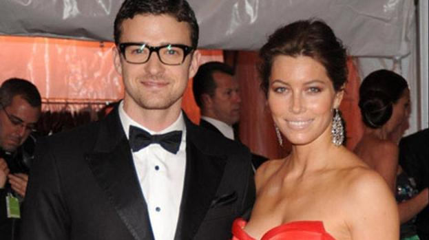Justin Timberlake and Jessica Biel married