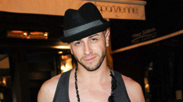 X Factor Creative Director Brian Friedman.