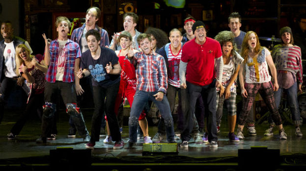 Green Day rock musical American Idiot makes its Scottish debut in Edinburgh