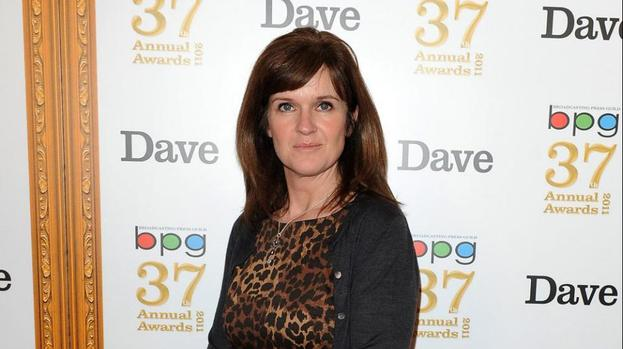 Siobhan Finneran loves being Downton villain